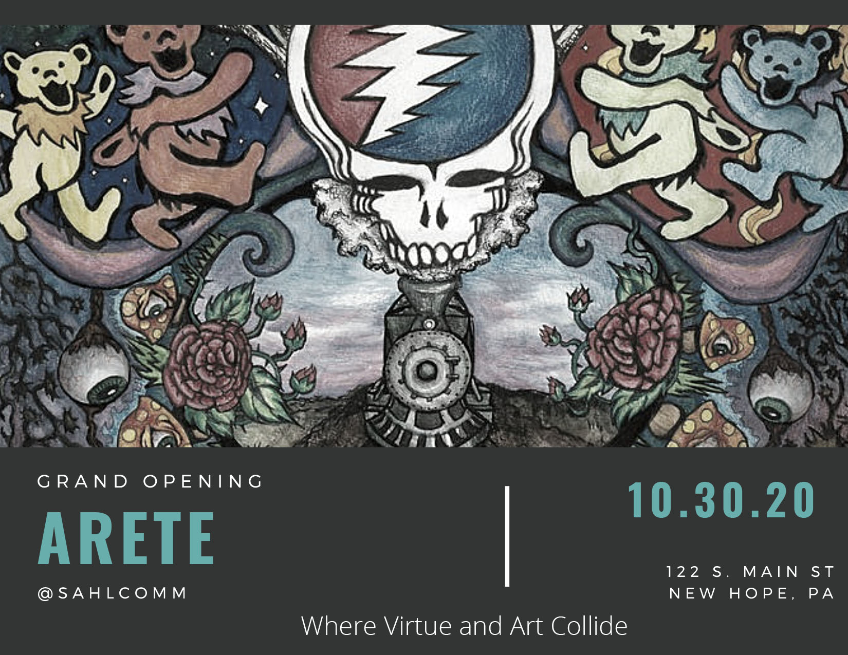 Announcing Arete Gallery in New Hope Pa Where Virtue and Art Collide